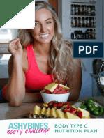 Booty c Girls Nutrition