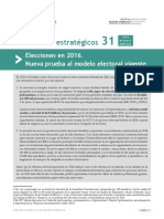 Costos de Elecciones 2016