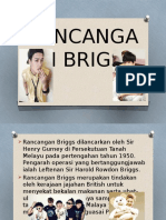 Sejarah Rancangan Brigs