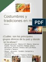 Costumbres y Tradiciones en México