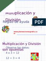 01-Multiplicacion y Division