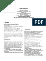 Informe Proyecto Taller II