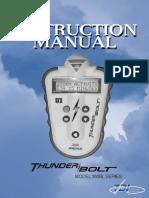 Thunderbolt Manual