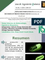 Artículo_Presentanción_ProteínasRecombinantes.pptx