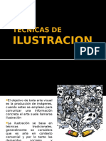 Tecnicas de Ilustracion