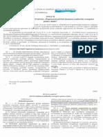 regulament de Atestare a auditorilor energetici