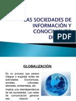 LA GLOBALIZACIÓN y LAS SOCIEDADES