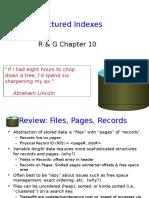 07 Tree Indexes