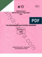 tkpa 605 2015