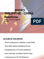 Philippine-China Relations