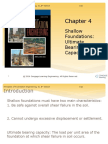 9781305081567 Das Foundation Engineering 8e SI Chapter04