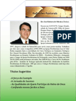 Reflexões Pastorais (Pastor José Roberto)