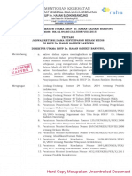 Sk Dirut Tentang Jadwal Retensi Penyimpanan Rekam Medis (Moi 3)