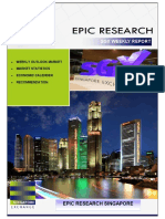 EPIC RESEARCH SINGAPORE - Weekly SGX Singapore report of 11 April - 15 April 2016
