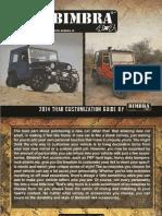 Brochure Bimbra