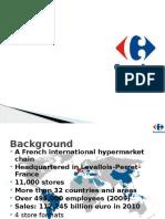 Carrefour Prezentare