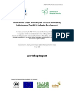 Bd Indicators Workshop Report En