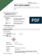 Msds Silver Chloride, Chemmart