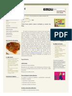 Cómo Hacer Jabón Casero Ecológico y Medicinal by Pilar