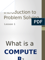 c prog Lesson 1