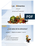 Los Alimentos I
