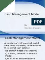 Cashmanagementmodel 37 Phpapp01 2