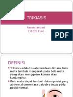 TRIKIASIS