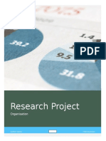 Assignment research project