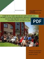 Report Multistakeholder Forum Final 2
