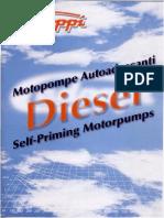 Cadoppi Motopompe Diesel