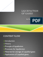 Liquefaction of Gases