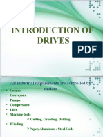 Introduction to Drives