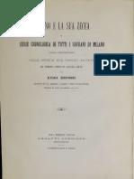 Milano e la sua zecca, o Serie cronologica di tutti i sovrani di Milano