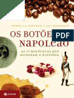 Livro - Os Botões de Napoleão
