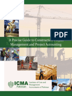 Precise Guide Construction ProjectManagement ProjectAccounting