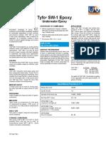 Tyfo SW-1 Epoxy