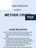 Metode Cross