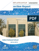 KHDA Dubai National School 2014 2015