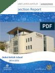 KHDA Dubai British School 2014 2015
