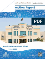 KHDA American International School 2014 2015