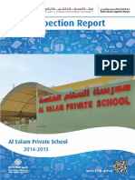 KHDA Al Salam Private School 2014 2015
