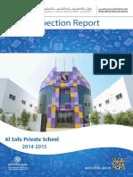KHDA Al Safa Private School 2014 2015