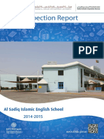 KHDA Al Sadiq Islamic English School 2014 2015