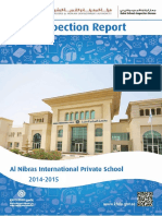 KHDA Al Nibras International Private School 2014 2015