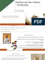 Doutrina Penitencial Dos Padres Ocidentais