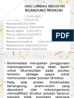 BIOREMEDIASI LIMBAH INDUSTRI YANG MENGANDUNG MERKURI.pptx