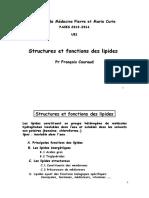 Structure-lipides