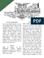 Six Fold Trials (Traduzione Italiana)