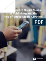 Impact of Social Media on Publishing