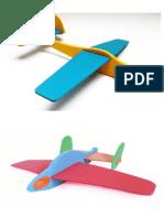 Habszivacs repülők (színes)